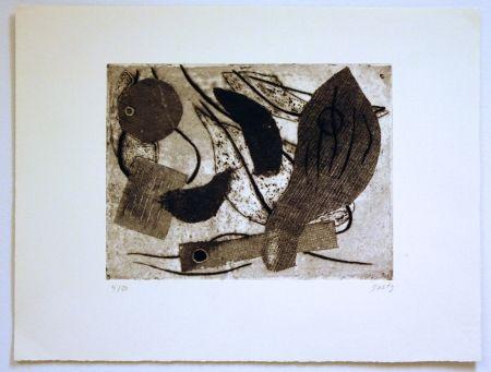 Карборунд Goetz - Composition VI