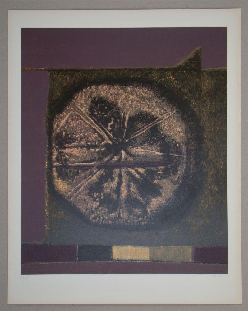 Сериграфия Piaubert - Composition VII.-1964