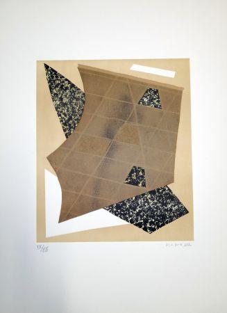 Литография Magnelli - Composizione 3