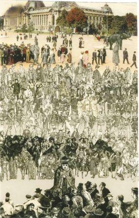 Сериграфия Blake - Confucius (Paris)