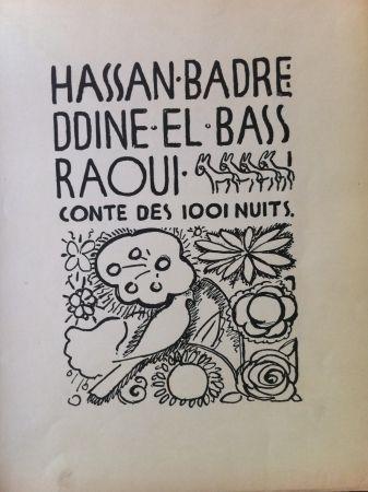 Иллюстрированная Книга Van Dongen - Conte des 1001 nuits
