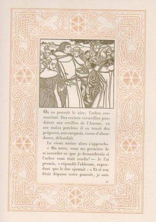 Иллюстрированная Книга Jones - Contes de la Fileuse