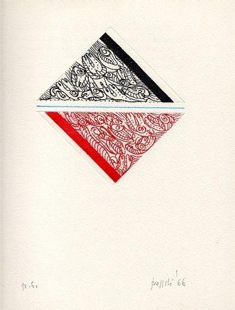 Иллюстрированная Книга Aricò - Controcanto con la neve e un viaggio