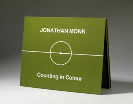 Литография Monk - COUNTING IN COLOUR