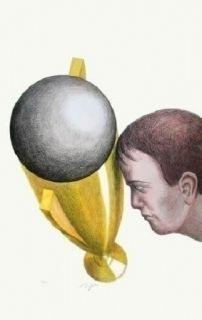 Литография Topor - Coupe Du Monde 82