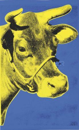 Сериграфия Warhol - Cow (Fs Ii.12)