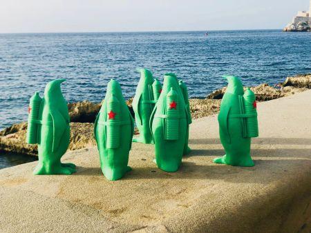 Многоэкземплярное Произведение Sweetlove - Cuban Cloned Penguin