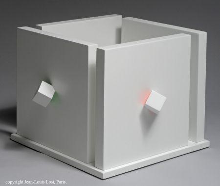 Многоэкземплярное Произведение Tomasello - Cube atmosphére chromoplastique