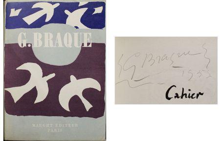 Нет Никаких Технических Braque - Dédicace / dessin pour Cahier de Georges Braque 1917-1947