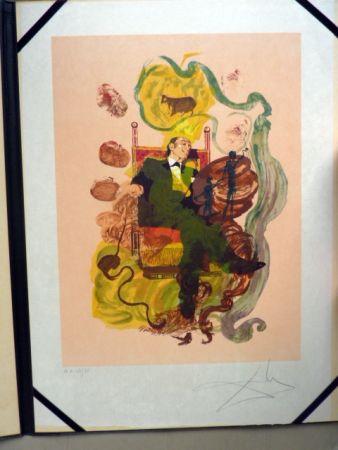 Литография Dali - Dali's Dreams