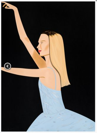 Сериграфия Katz - Dancer 2