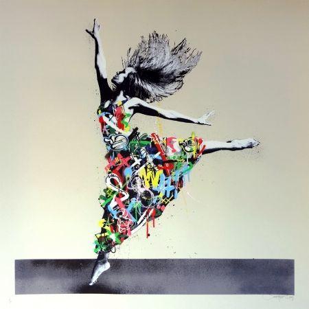 Многоэкземплярное Произведение Whatson - Dancer (desert variant)