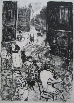 Иллюстрированная Книга Boussingault - D'après Paris