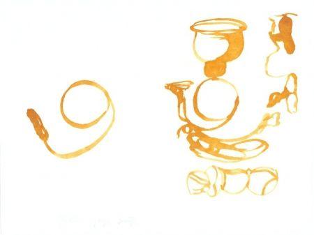 Литография Beuys - De la vie des abeilles (Aus dem Leben der Bienen)