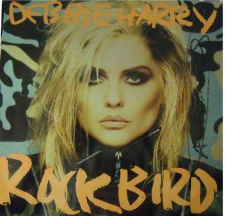 Многоэкземплярное Произведение Warhol - Debbie Harry. Rockbird