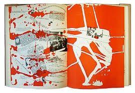 Иллюстрированная Книга Jorn - DEBORD (Guy). Mémoires. Structures portantes d'Asger Jorn.