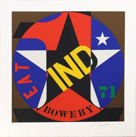 Сериграфия Indiana - Decade Autoportrait '61