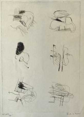 Гравюра Moore - Deconstructed Figures II