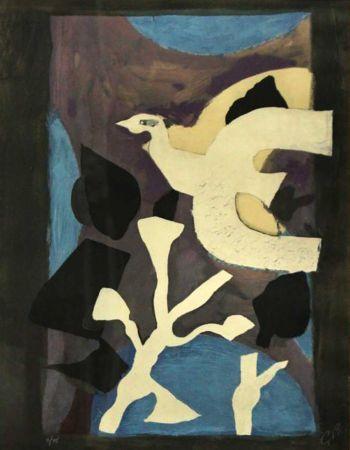 Литография Braque - Denners Messages