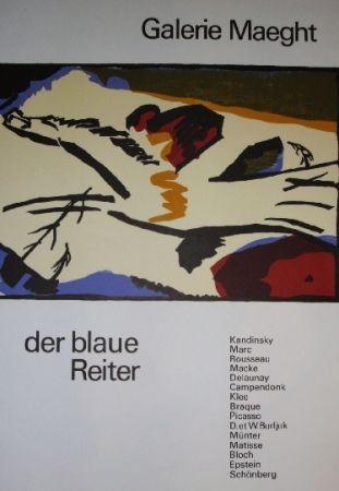 Афиша Kandinsky - Der Blaue Reiter