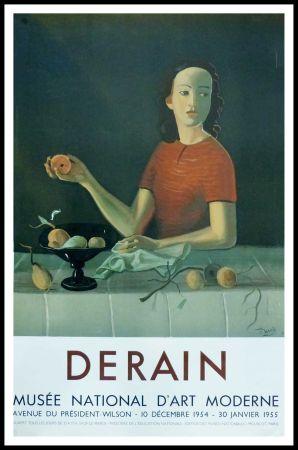 Афиша Derain - DERAIN - EXPOSITION MUSÉE NATIONALE D'ART MORDERNE