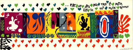 Иллюстрированная Книга Matisse - DERRIÈRE LE MIROIR N°36-37-38
