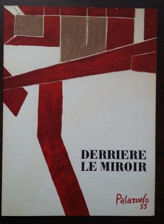Иллюстрированная Книга Palazuelo - DERRIÈRE LE MIROIR N°73