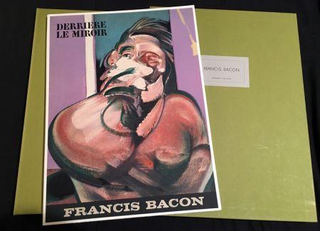 Иллюстрированная Книга Bacon - DERRIÈRE LE MIROIR N° 162 (1966). TIRAGE DE LUXE SUR RIVES.