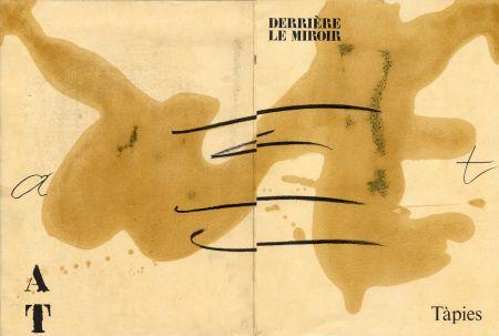Иллюстрированная Книга Tapies - DERRIÈRE LE MIROIR N° 253. TAPIES. Juin 1982.