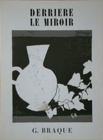 Иллюстрированная Книга Braque - Derrière Le Miroir
