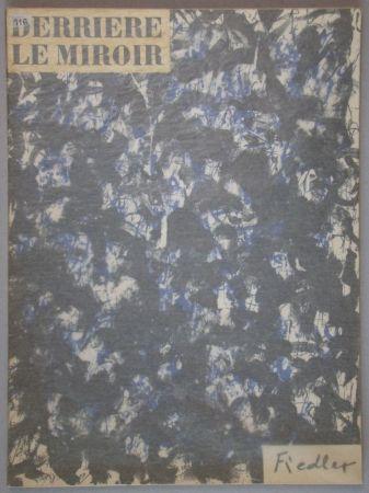Литография Fiedler - Derrière Le Miroir