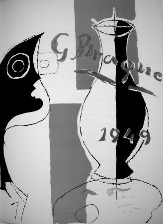 Литография Braque - Derrière le Miroir n.135/136