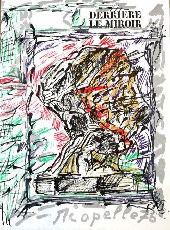 Иллюстрированная Книга Riopelle - Derrière le Miroir n.218