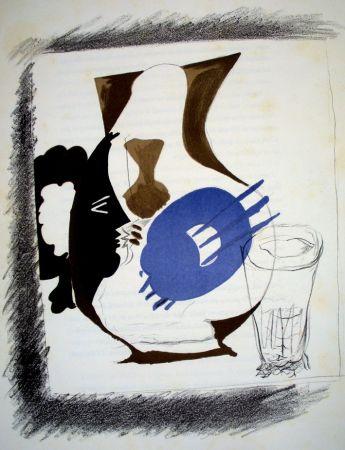 Литография Braque - Derrière le Miroir n.48/49