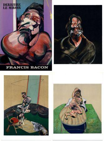 Литография Bacon - Derrière le Miroir N° 162 Novembre 1966