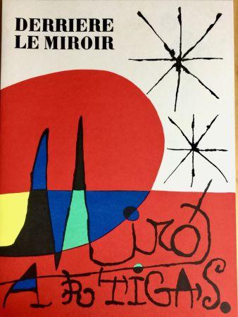 Иллюстрированная Книга Miró - Derrière Le Miroir  N° 87-88-89 - Maeght Editeur