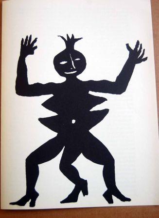 Литография Calder - Derriere Le Miroir 212