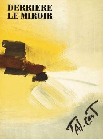 Иллюстрированная Книга Tal Coat - Derriere Le Miroir N°114
