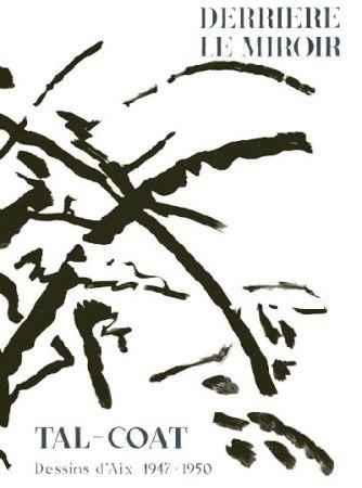 Иллюстрированная Книга Tal Coat - Derriere Le Miroir N°120