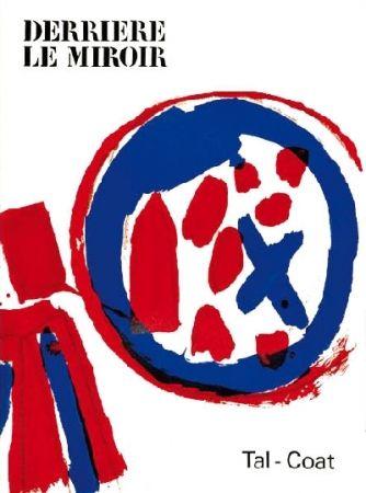 Иллюстрированная Книга Tal Coat - Derriere Le Miroir N°131