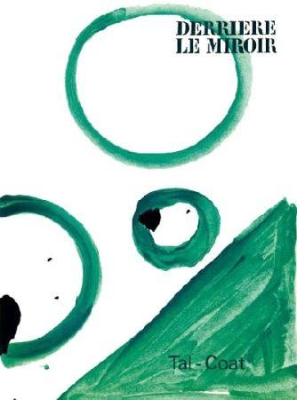 Иллюстрированная Книга Tal Coat - Derriere Le Miroir N°153