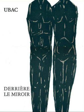 Иллюстрированная Книга Ubac - Derriere Le Miroir N°161
