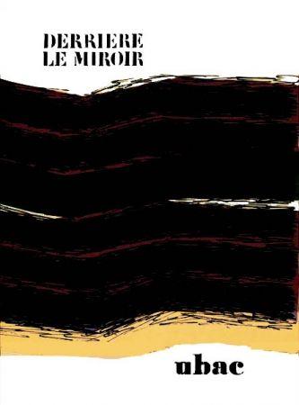 Иллюстрированная Книга Ubac - Derriere Le Miroir N°196