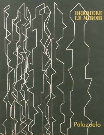 Иллюстрированная Книга Palazuelo - Derriere le Miroir n.229