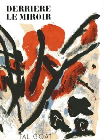 Иллюстрированная Книга Tal Coat - Derriere Le Miroir N°64