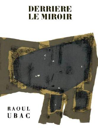 Иллюстрированная Книга Ubac - Derriere Le Miroir N°74-75-76