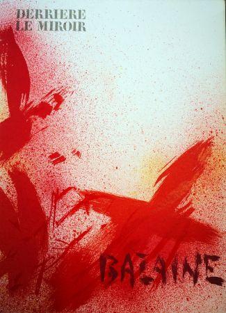 Иллюстрированная Книга Bazaine - Derriere le Miroir n. 215