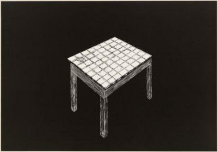 Литография Komatsu - Desapropriaçâo 3