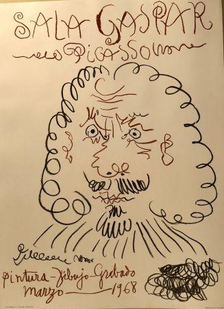 Афиша Picasso -  Dibujos De Picasso - Sala Gaspar Mars 1968