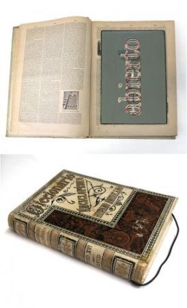 Многоэкземплярное Произведение Navarro - Diccionario enciclopédico Hispano Americano